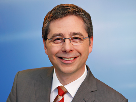 Chefredakteur Bernhard Bieche