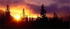 Abend, Sonnenuntergang