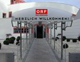 Eingang zum ORF Landesstudio Salzburg