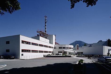 Das ORF Landesstudio Salzburg
