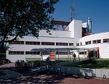 Das ORF Landesstudio Oberösterreich am Linzer Europaplatz