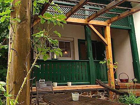 Veranda bauernhaus  Leben im idyllischen Bauernhaus - Burgenland heute