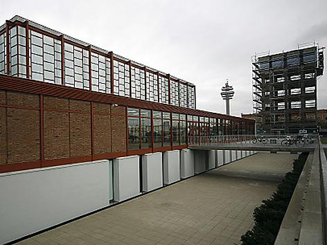 Außenansicht des Museums 21er Haus