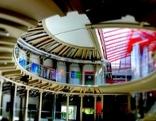 Der Eingangsbereich des ORF Landesstudio Oberösterreich