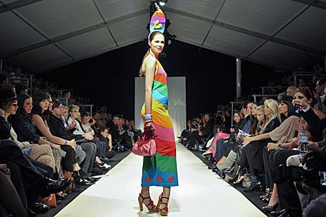 Uterschied London Fashion Week Und Fashion Week Festival