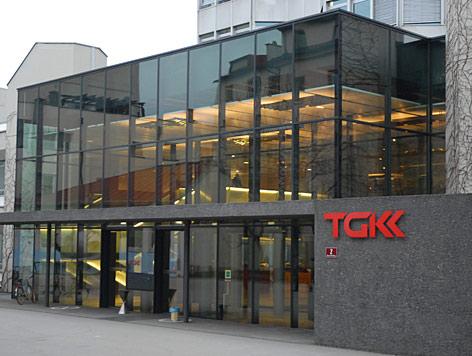 TGKK Eingangsbereich
