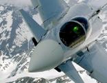 Eurofighter des Österreichischen Bundesheeres in Aktion.
