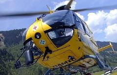 Christophorus Rettungshubschrauber des ÖAMTC Eurocopter EC 135