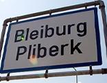 Zweisprachige Ortstafel Bleiburg Pliberk