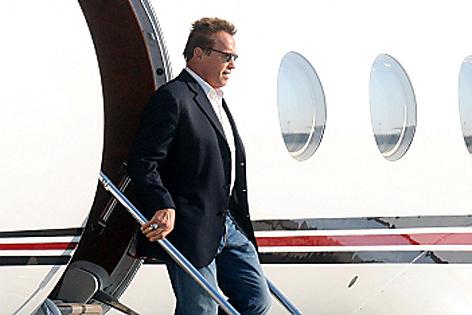 Arnold Schwarzenegger in Graz