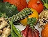 Gemüse, Ernährung