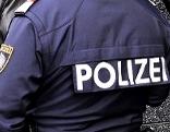 Sujetbild Polizist
