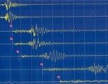 Seismogramme von Stationen des österreichischen Erdbebenmessnetzes