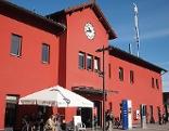 Der Bahnhof Dornbirn