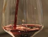 Franz Jägersberger und sein Rotwein