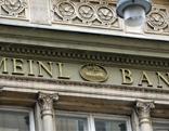 Meinl Bank Schild