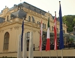 Gebäude Congress Casino Baden