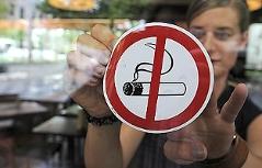 Sticker Rauchverbot in Lokal