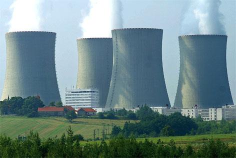 Atomkraftwerk Temelin