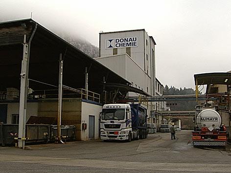 Donau Chemie Werk Brückl