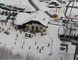 Talstation der Bergbahnen Gaissau-Hintersee in Hintersee