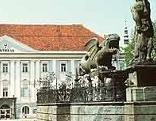 Rathaus, Klagenfurt, Magistrat, Lindwurm