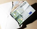 Geld in Kuvert