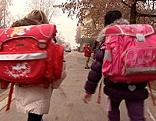 Schulkinder, Schultasche, Schulweg, schule