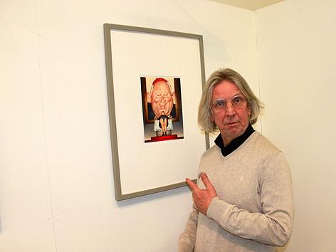 Gerhard Haderer - Komische Künste Wien