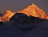 Makalu, Westwand - Achttausender im östlichen Himalaya als Nachbar von Mount Everest und Lhotse