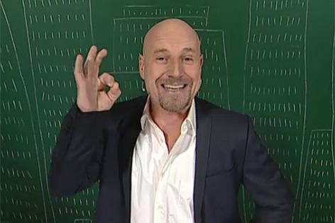"Roland Düringers Wutrede in der ORF-Sendung ""Dorfers Donnerstalk"""