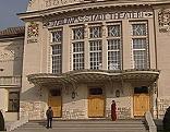 Stadttheater Klagenfurt von außen