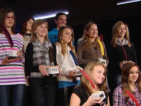Zehn Gewinner des Story Award 2011