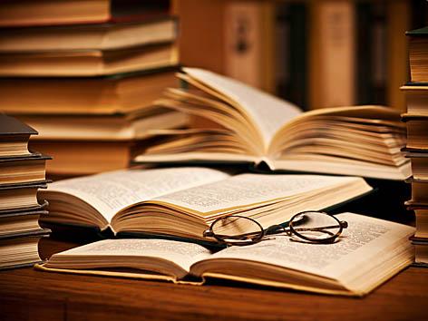 Bücher Sujetbild