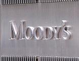Firmenschild Moody's