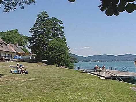 Bad Saag, Wörthersee