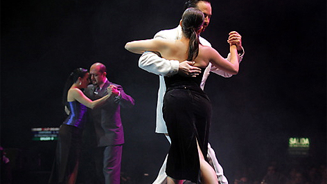 Tangotänzer