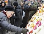 Gedenkveranstaltung am Heldenplatz