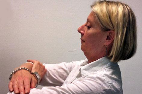 Die Osteochondrose und die Nervenentzündung