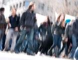 Jugend Demonstration Studenten Protest