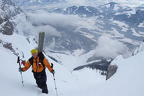 Andi Riesner Bergsteiger