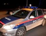 Polizei Symbol Auto