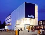 KTM-Werk in Mattighofen (OÖ)