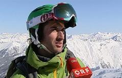 Freerider Skifahren Pulverschnee Schnee Ski Thomas Gaisbacher