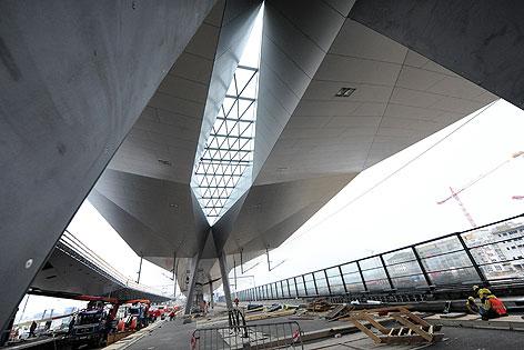 Baustelle Hauptbahnhof