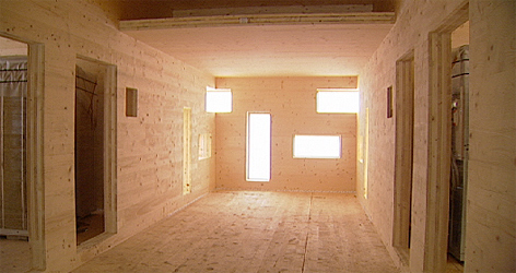 bauen mit massivholz hilft allergikern salzburg. Black Bedroom Furniture Sets. Home Design Ideas