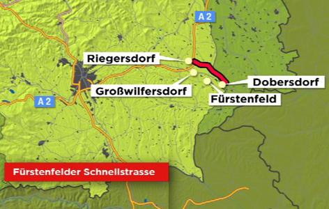 Die S7-Streckenführung