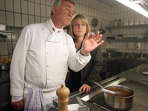 Heinz Marecek in SOKO Kitzbühl