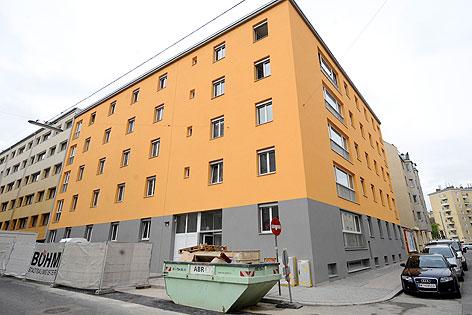 Ute Bock Flüchtlingsheim