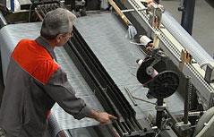 Industrie Arbeiter